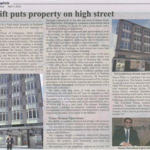 Facelift puts property on High St